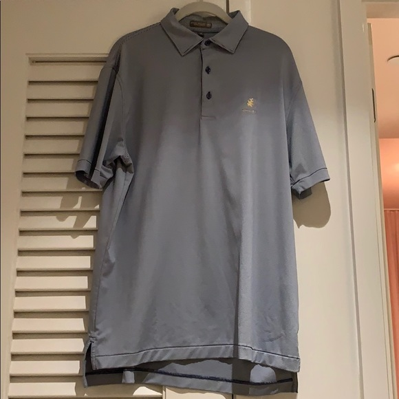 Peter Millar Other - Peter Millar men's golf shirt Noyac golf club